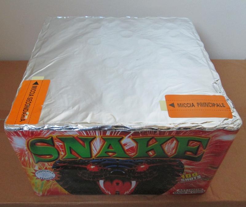SNAKE 01711