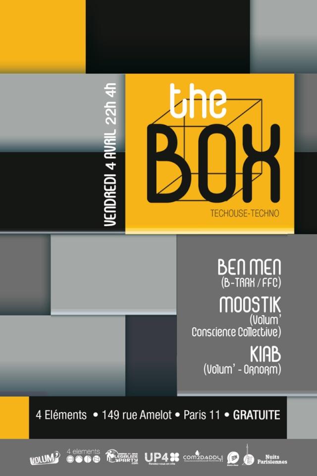 The Box avec Ben Men (B-Trax): vendredi 4 avril / 4 éléments (Paris 11) Box_hd10