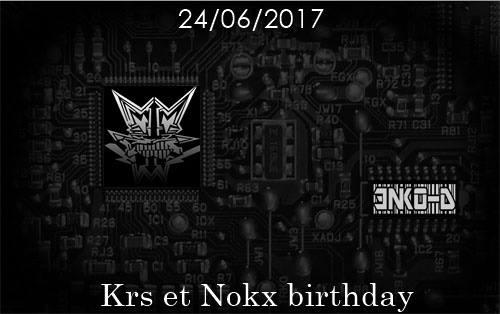 Nokx (EnkoD) & KRS (Hérétik) B'day: 24/06 - Folie's Pigalle Enko_d10
