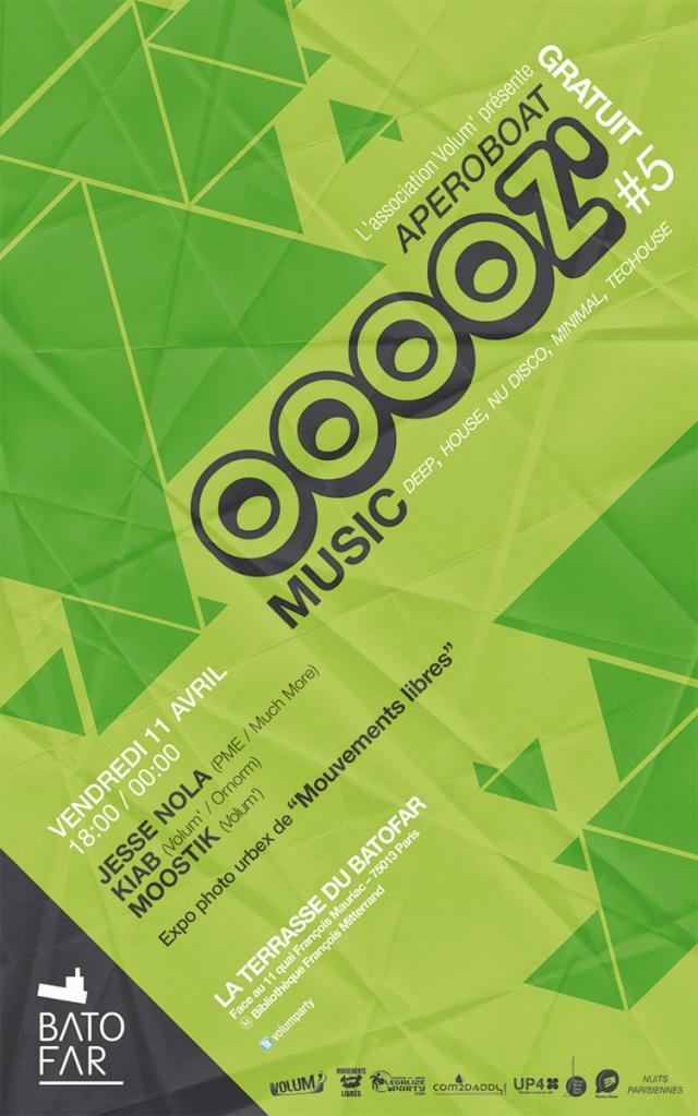 OoOoZ' Music # 5: 11/04 Terrasse du Batofar expo et mixs Ooooz_12