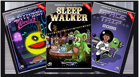 Sleepwalker (C64) Premiu10