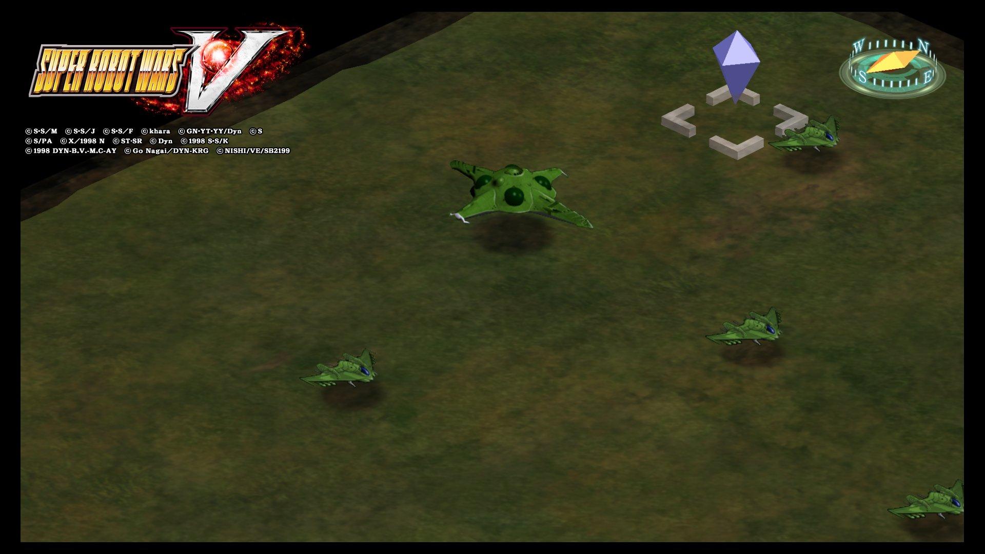 Super Robot Taisen V [PS4/PSV] Ps4_410