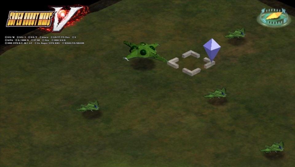 Super Robot Taisen V [PS4/PSV] Vita_710