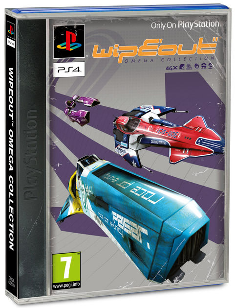 WipEout Omega Collection (2017, PS4) Wipeou10