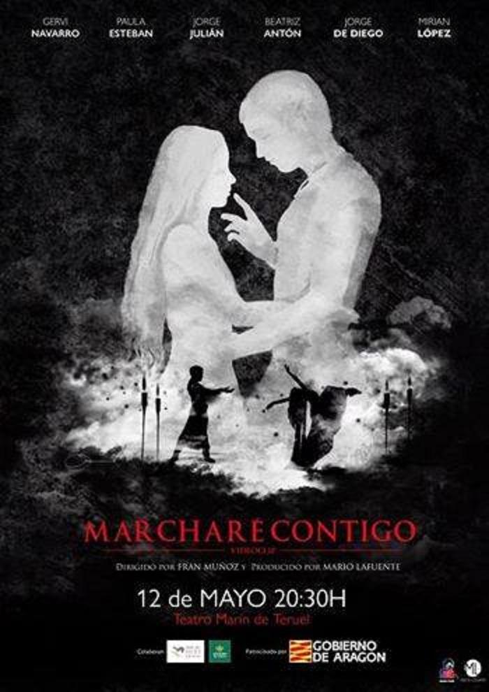 MARCHARÉ CONTIGO de Mario Lafuente Marcha10