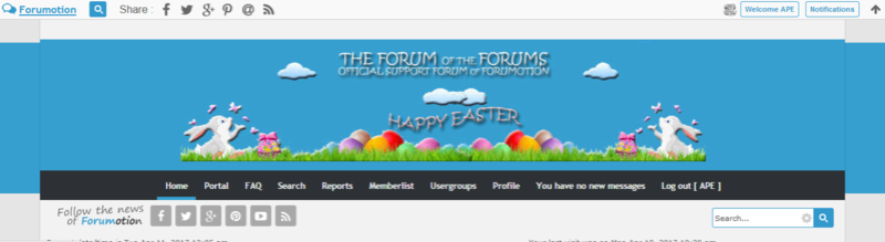 Easter Banner Contest - Results Fm111