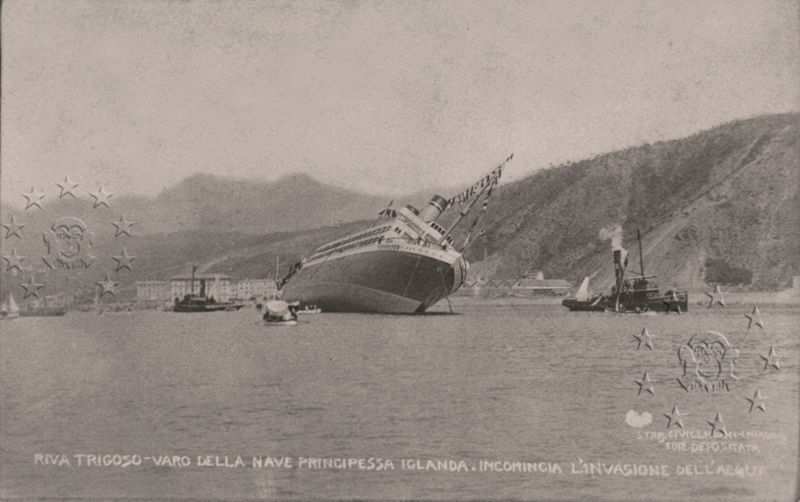 'Principessa Jolanda' - Lloyd Italiano - 1907 Nave_p13