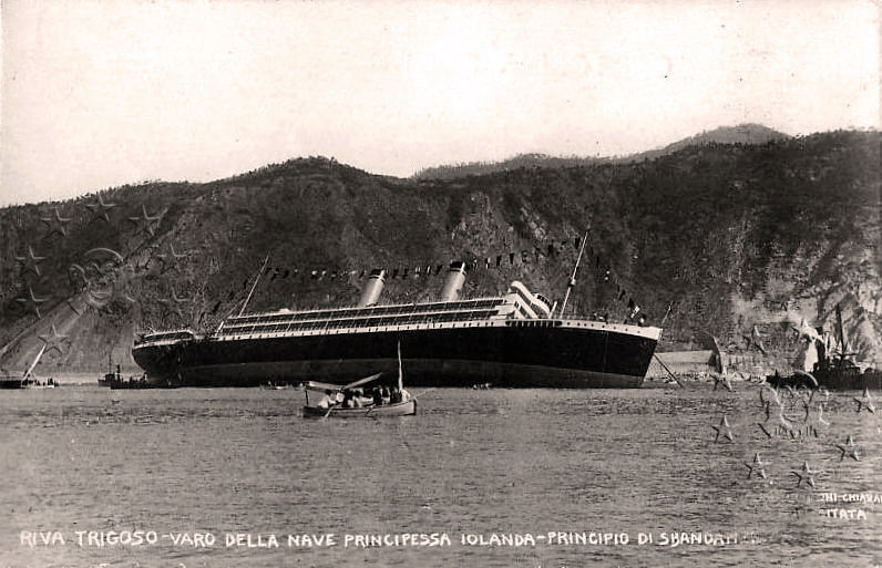 'Principessa Jolanda' - Lloyd Italiano - 1907 Nave_p14