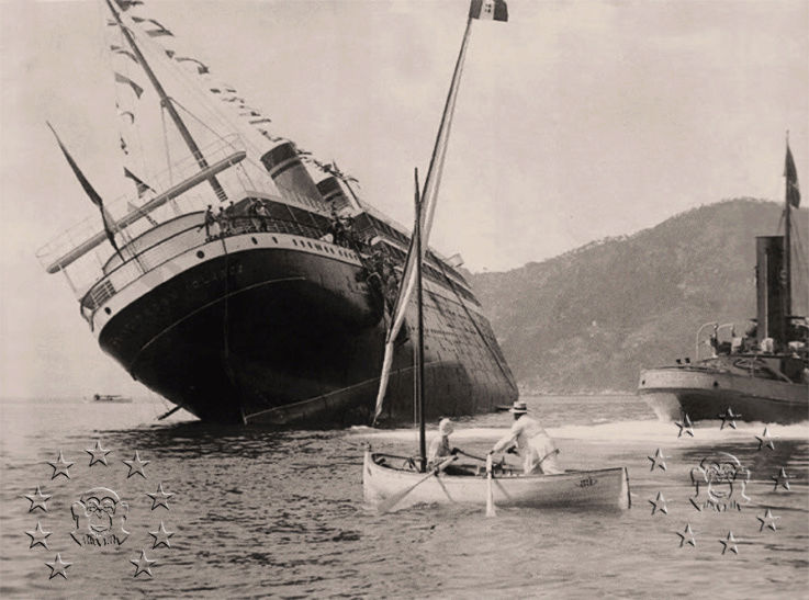'Principessa Jolanda' - Lloyd Italiano - 1907 Nave_p15