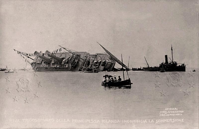 'Principessa Jolanda' - Lloyd Italiano - 1907 Nave_p18