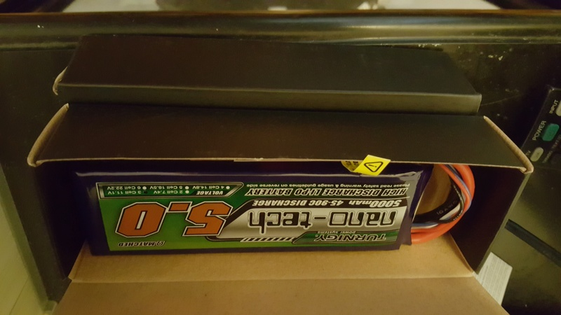 ERBE truggy power projet RAZER 80% - Page 5 14968210