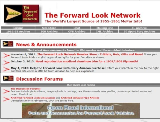 FWDLK Network.com Fl111