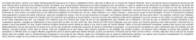 Il faut que ça se sache - Soutien au hommes du 126e RI de Brives Brive_11