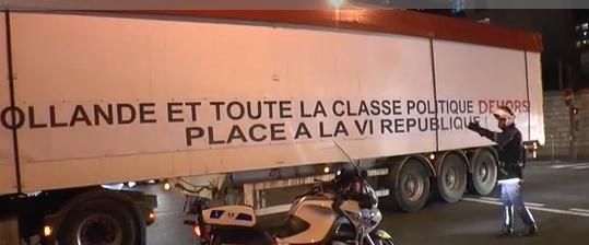 Hollande dégage. Camion11