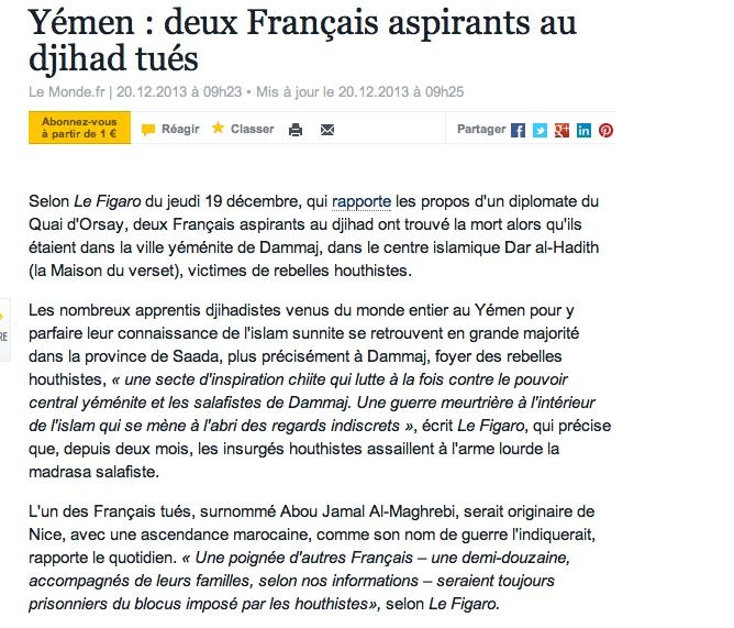 Peut-on parler de français? Djihad10