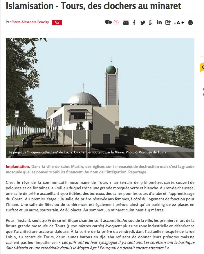 On détruit des églises, on construit des mosquées. Islam_11