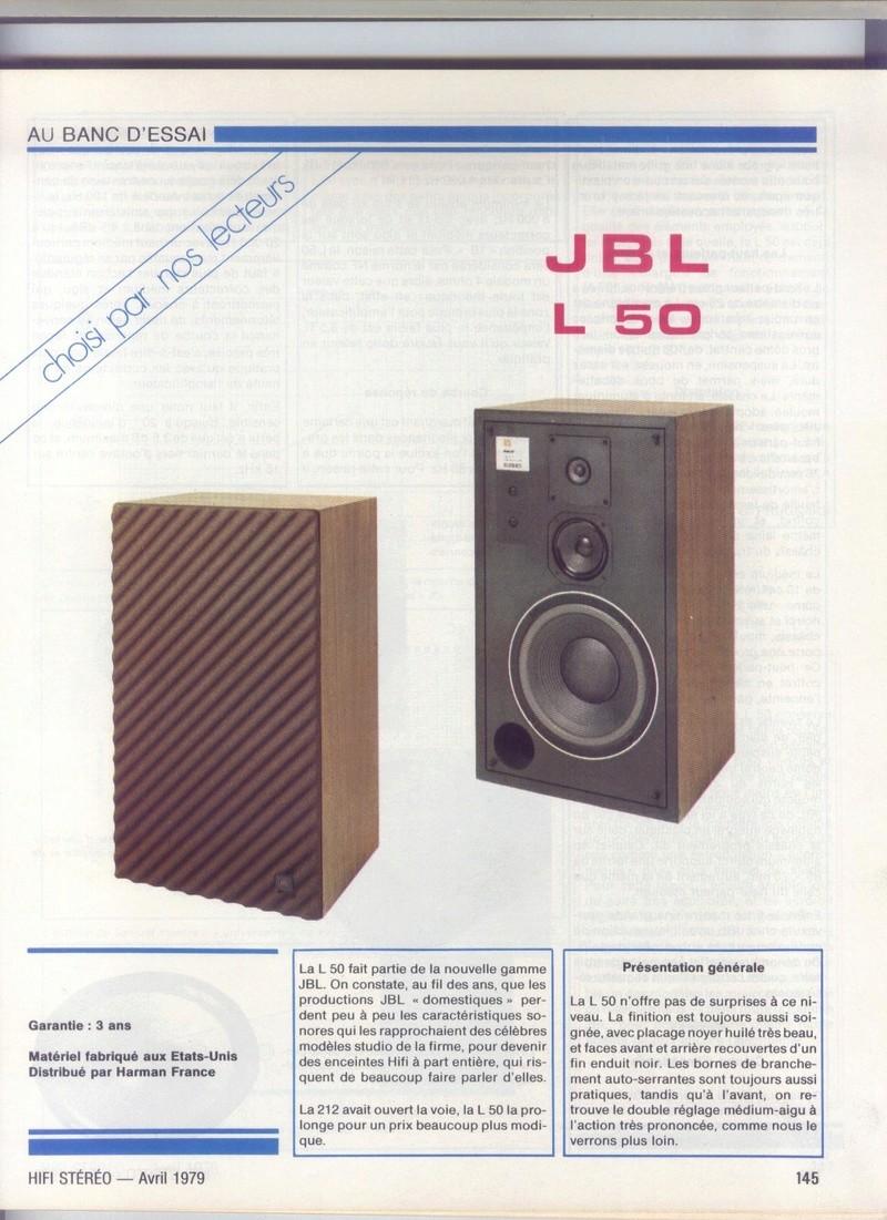 Modèle L50 début années 80 Jbl_l511