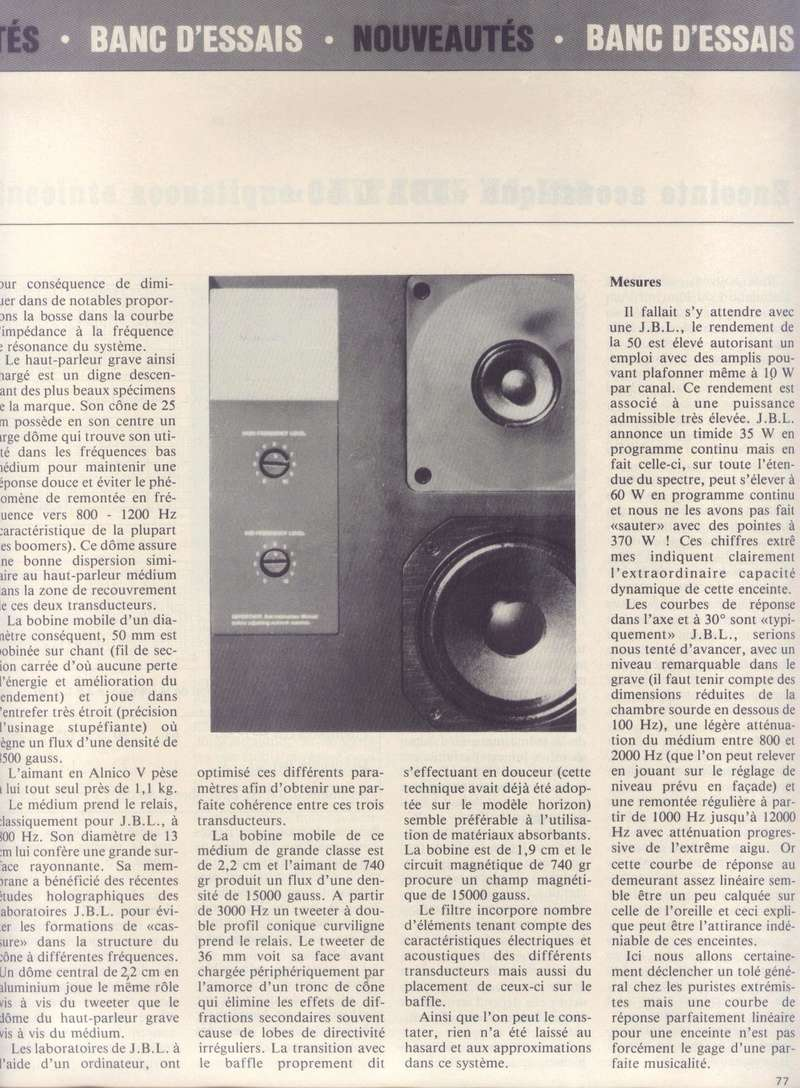 Modèle L50 début années 80 - Page 2 Jbl_l519