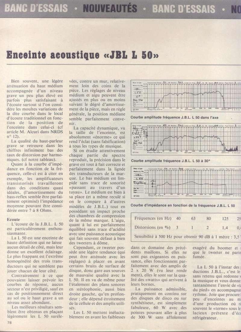 Modèle L50 début années 80 - Page 2 Jbl_l520