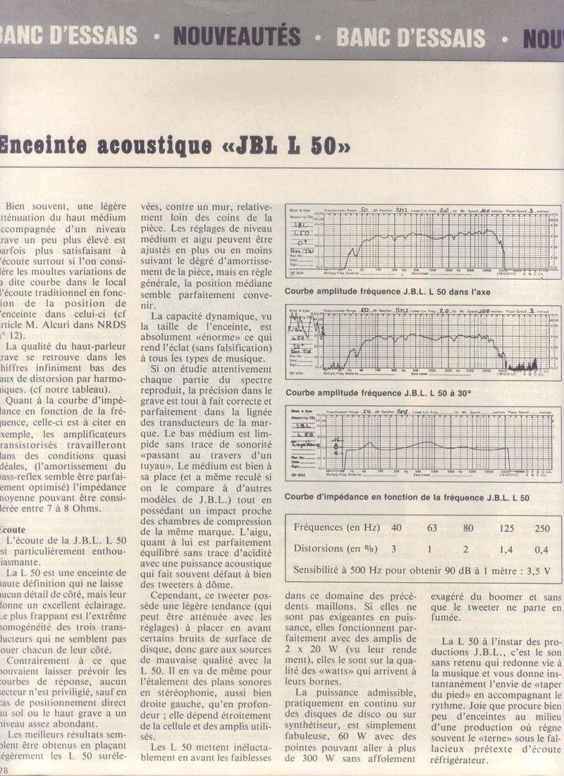 Modèle L50 début années 80 - Page 2 Jbl_l521