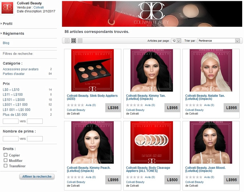 Skin disponible uniquement sur le marketplace - Page 3 Zcoliv11