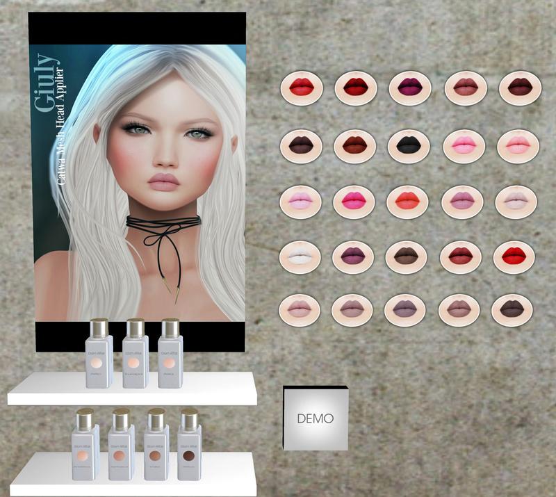 [Mixte] Beauty Avatar devient Glam affair & Tableau vivant - Page 3 Zzzgla11