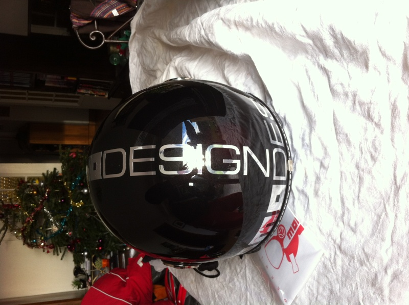 [vend] casque momo design fighter 2 NOIR BRILLANT CHROME  taille XS Photo_12