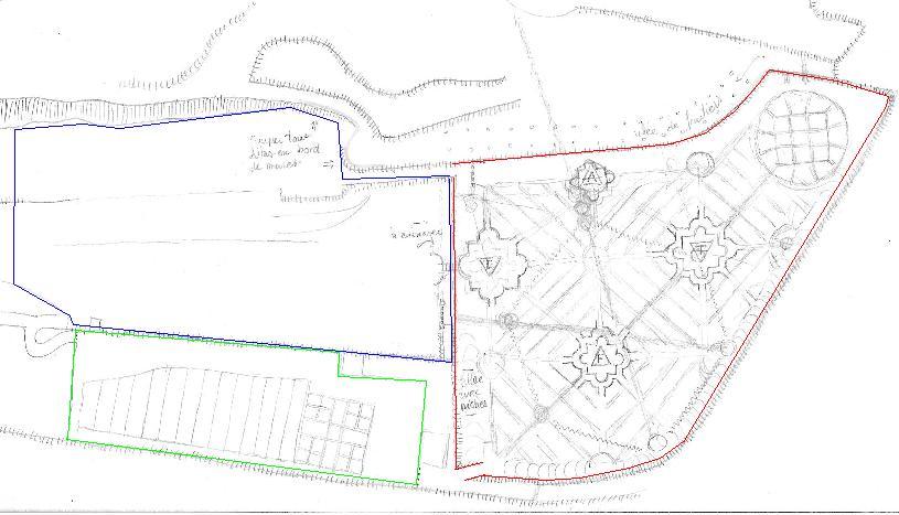 Le jardin de Foix Plan_j10
