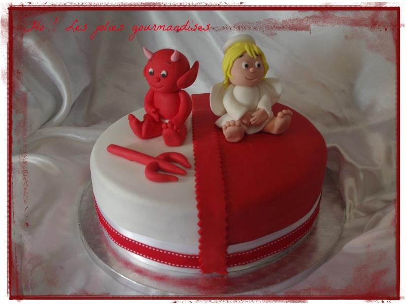 Heveuh Birthday. =p Gateau10
