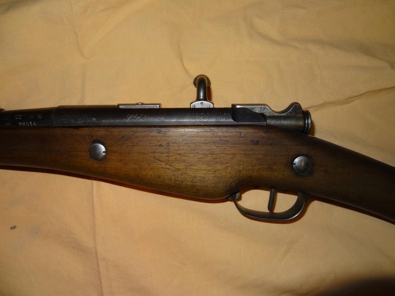 Carabine Berthier Mle 1890 ??? Dsc00512