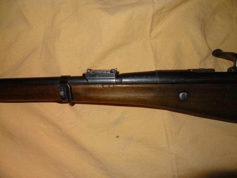 Carabine Berthier Mle 1890 ??? Dsc00513