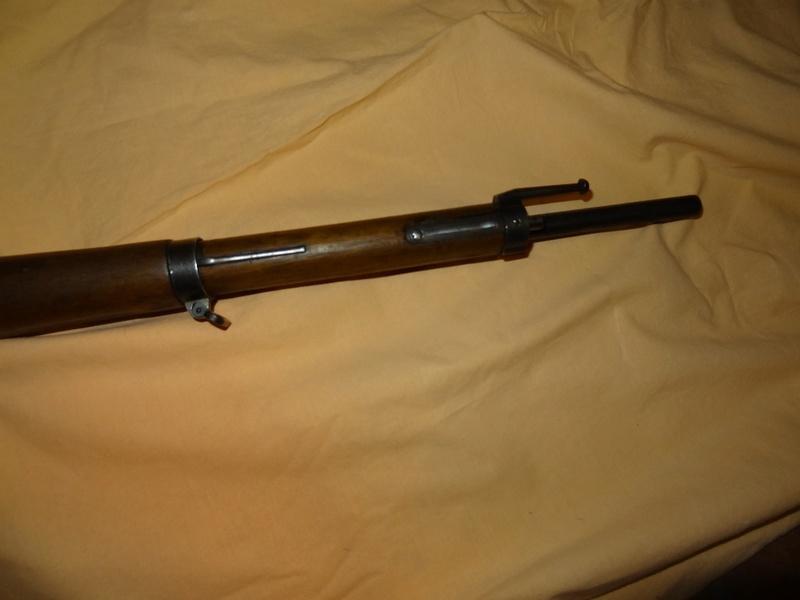 Carabine Berthier Mle 1890 ??? Dsc00610