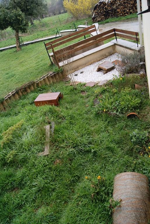 Trop d'herbe dans l'enclos? Dsc09415
