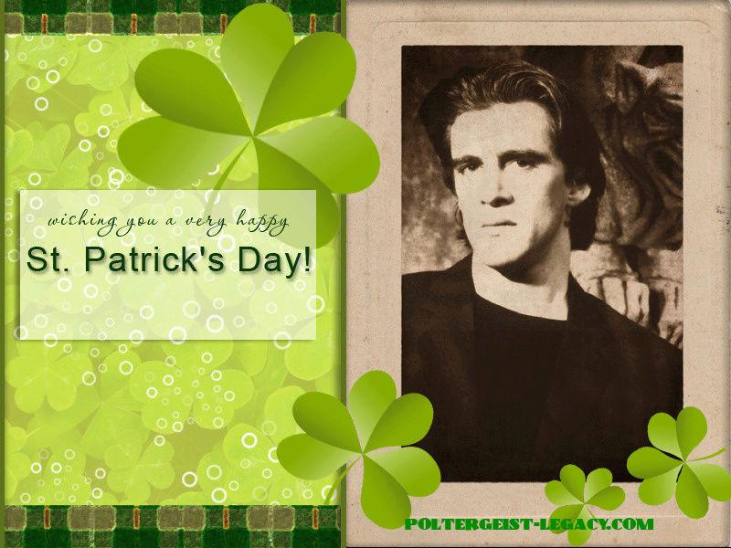 День покровителя Ирландии