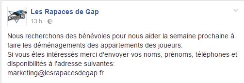 Les Rapaces de Gap - Page 2 Rapace10