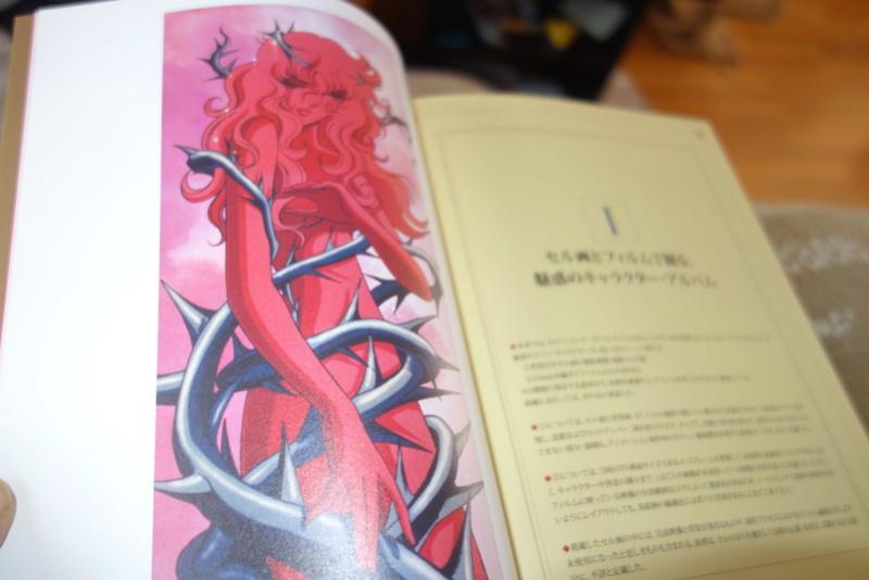 Et un nouvel artbook Lady Oscar Dsc01810