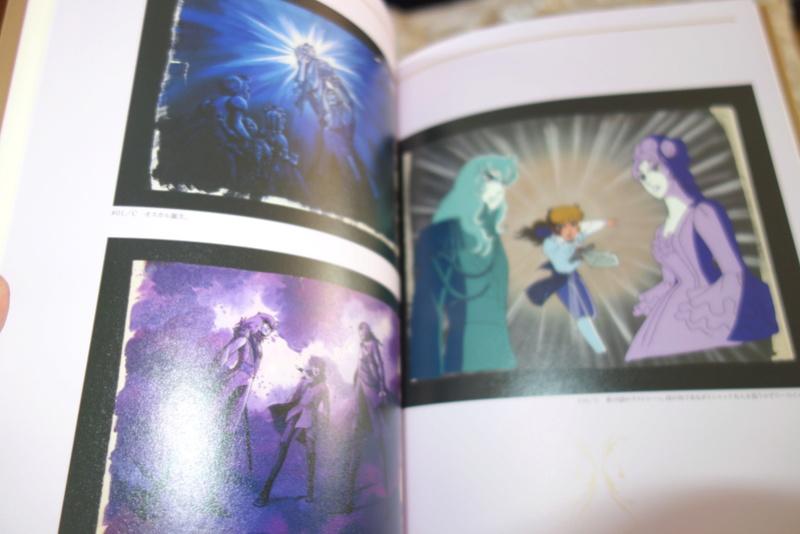 Et un nouvel artbook Lady Oscar Dsc01818