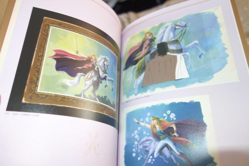 Et un nouvel artbook Lady Oscar Dsc01820