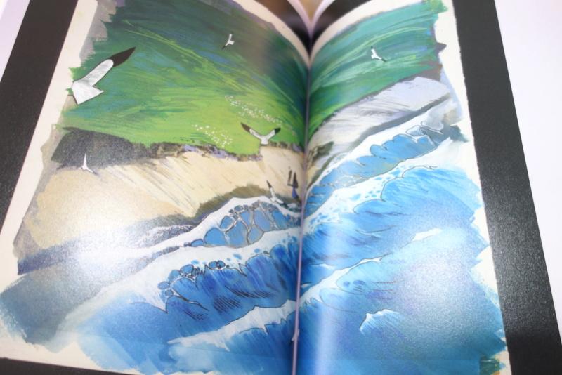 Et un nouvel artbook Lady Oscar Dsc01822