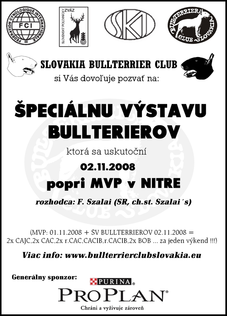 ŠPECIÁLNA VÝSTAVA SBC - Nitra 2008 0010