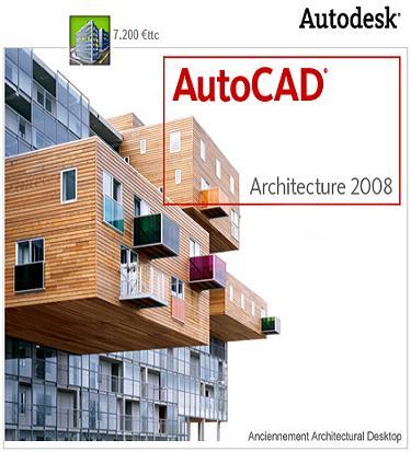 AutoCAD Architecture 2008 FRANCAIS 19514910