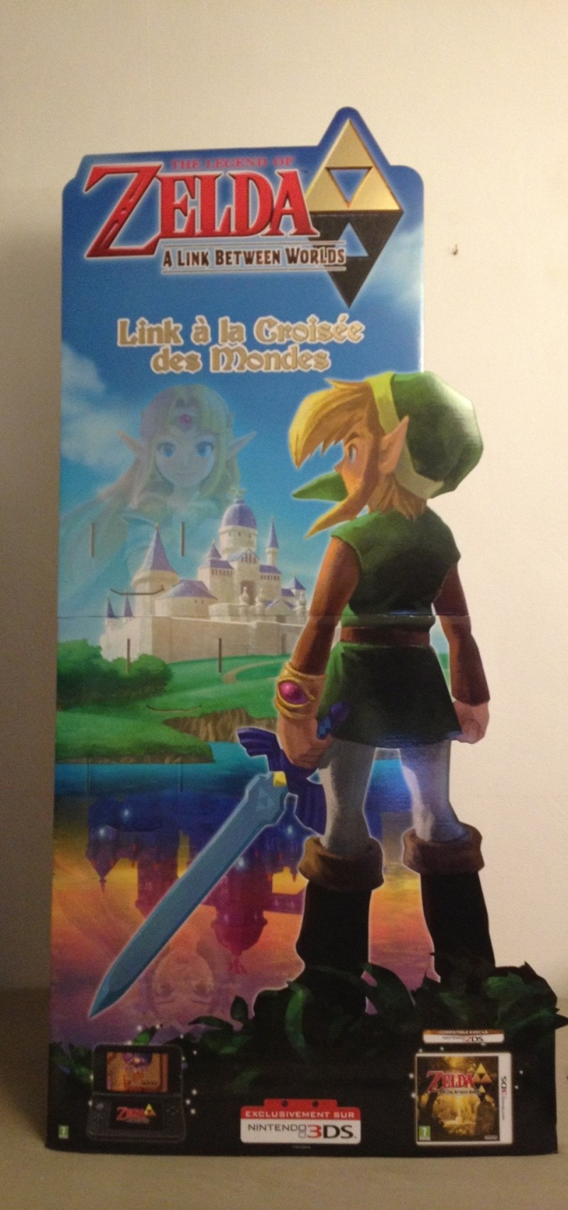 LEGO ZELDA A LINK BETWEEN WORLDS ???? - Page 6 Photo_35