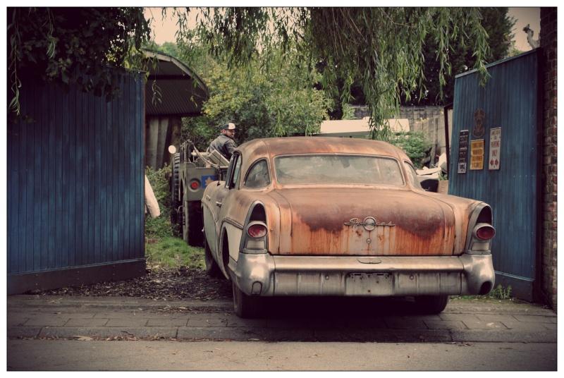 1 journee au pays des Asphalt Burners TRC  Buick114