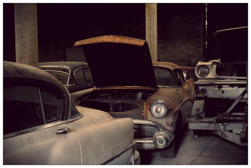 1 journee au pays des Asphalt Burners TRC  Buick410