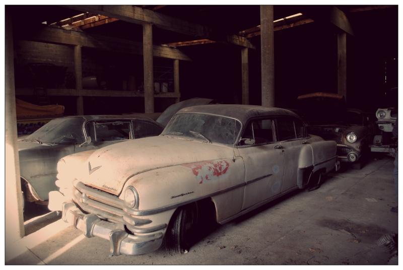 1 journee au pays des Asphalt Burners TRC  Buick510