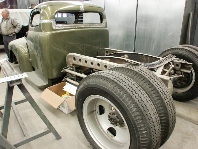Hotchkiss PL50 + V8 rover Nmb10