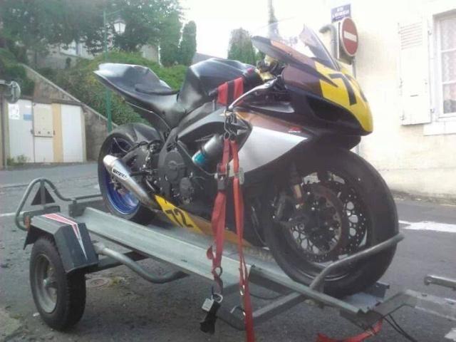 Vend remorque moto 10111110