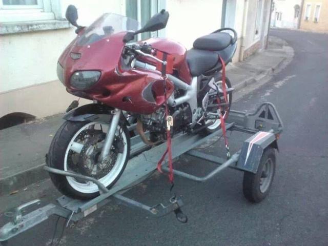 Vend remorque moto 15315810