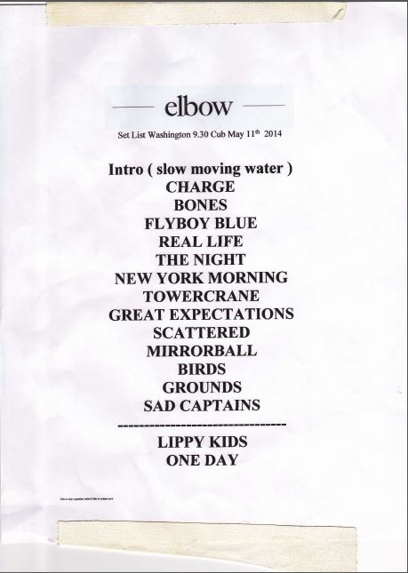elbow North American Tour Dates - Page 2 Dcsetl10