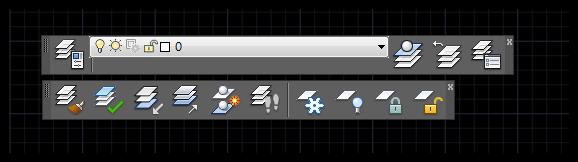 [教學]AutoCAD 自訂快顯功能表-新增圖層工具 0116